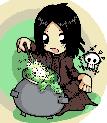 Cute Severus by LightningShdw