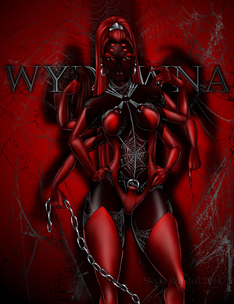 Wydowna's Red Room of Pain by VenneccaBlind