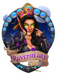 Ravenheart BlizzCon Badge 2019