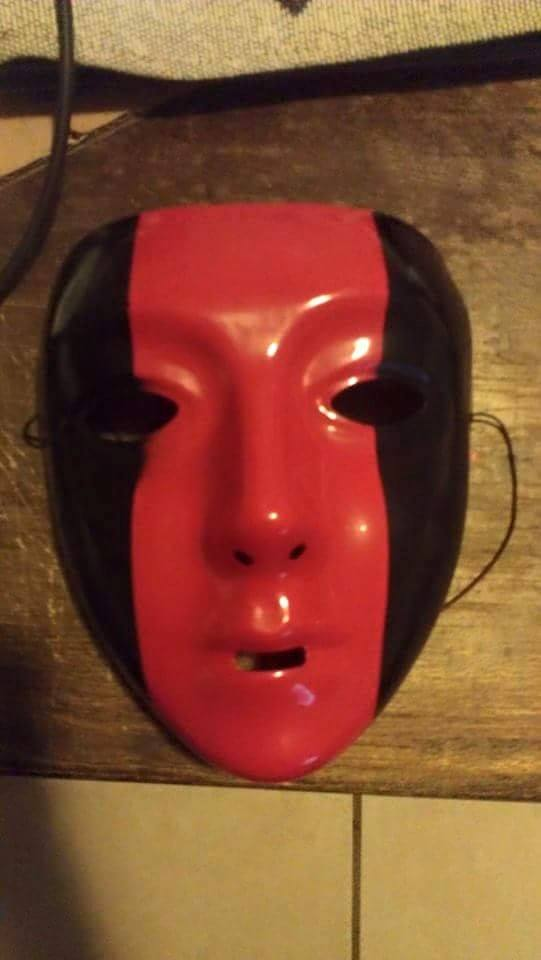 mask 01 for sale by infernomanzzoom