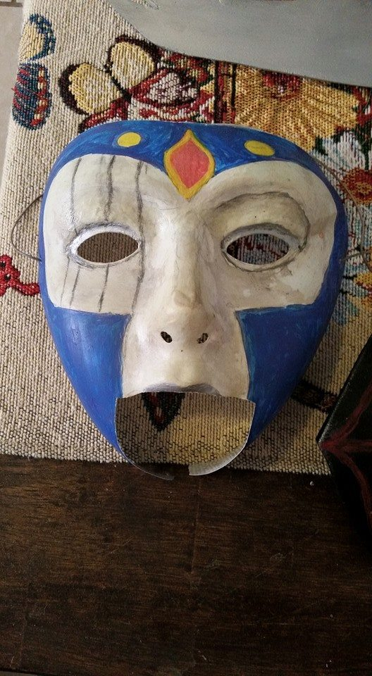 mask 02 for sale by infernomanzzoom
