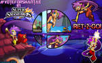 Vote Shantae for Super Smash Bros. for 3DS/Wii U!