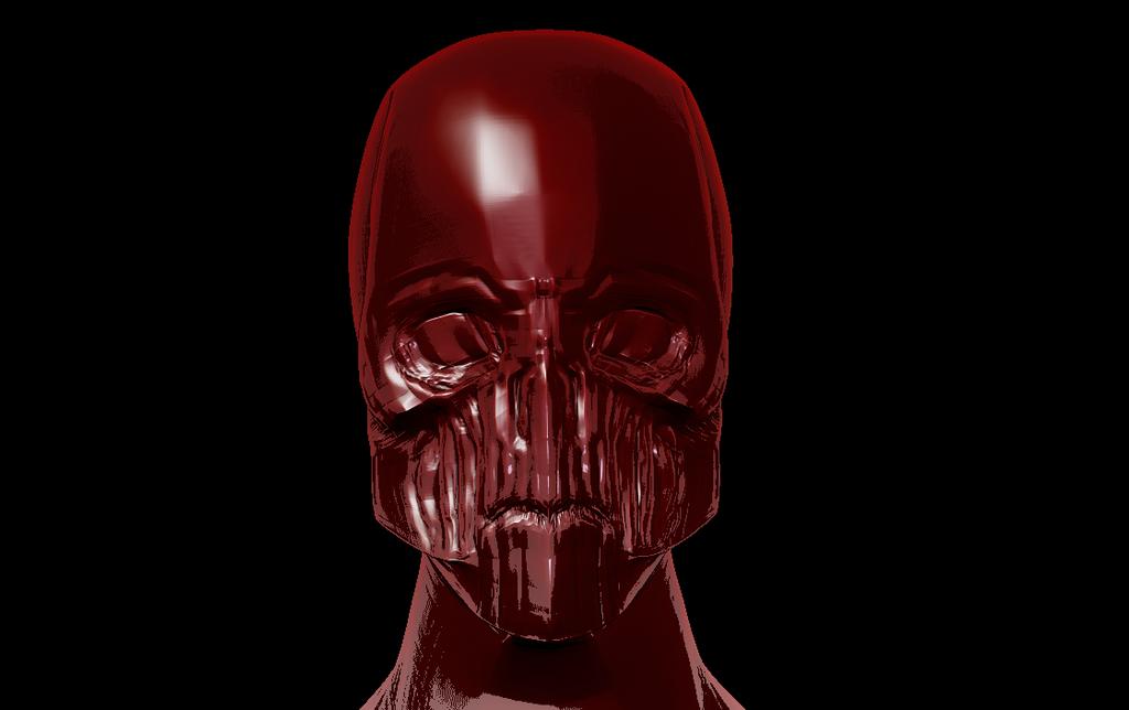 Red Shaman by NetArtWorK