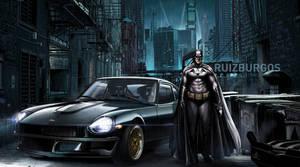 BATMAN (Commission)