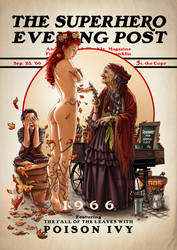 POISON IVY 1966 by RUIZBURGOS