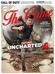 UNCHARTED 4 - The Game Magazine cover