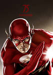 THE FLASH - 75th Anniversary Exhibition