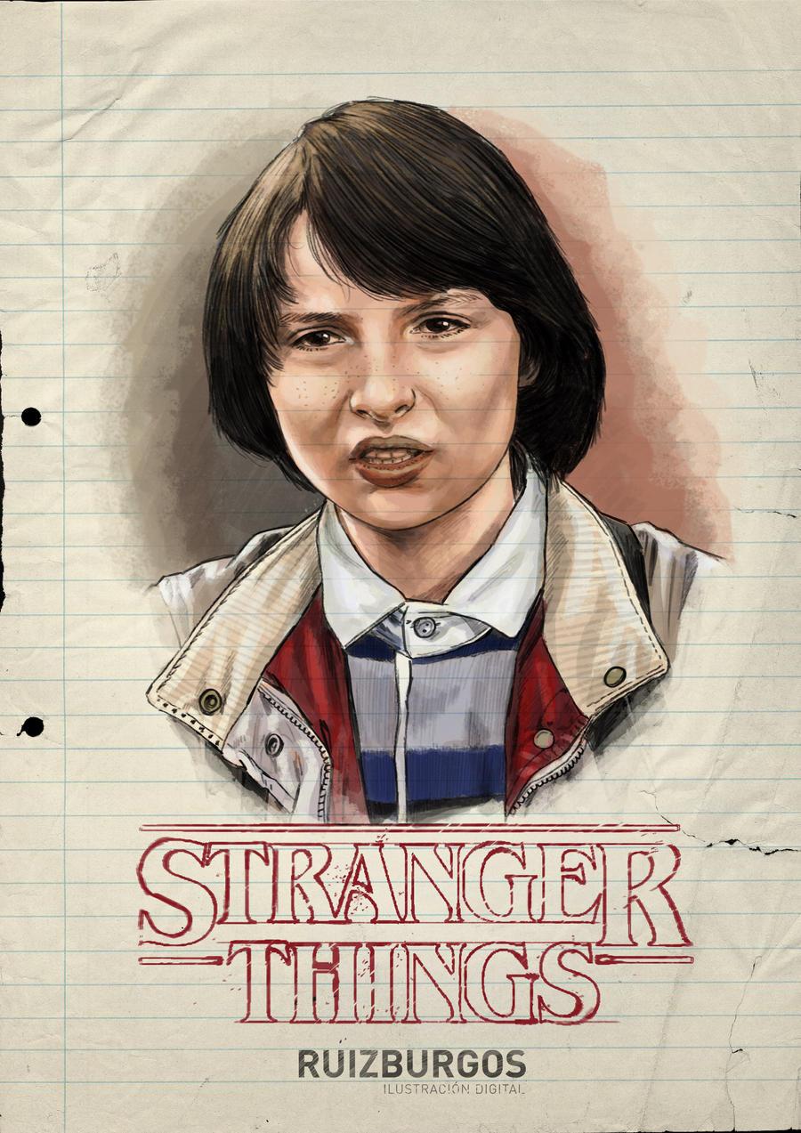 Mike Stranger Things