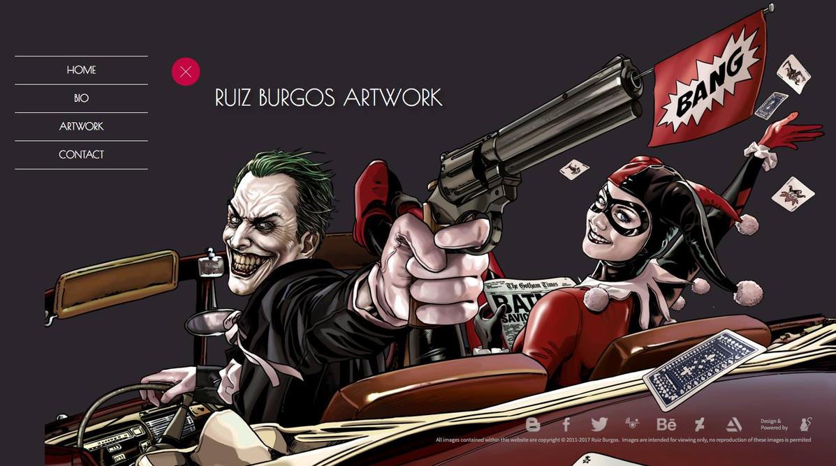 MY NEW WEBSITE by RUIZBURGOS