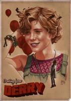 IT - Beverly Marsh by RUIZBURGOS