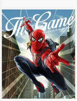 SPIDER-MAN - The Game Magazine