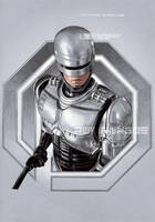 ROBOCOP Pencil by RUIZBURGOS