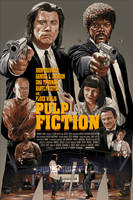 PULP FICTION by RUIZBURGOS