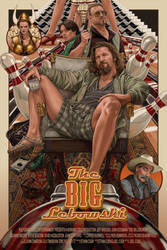 THE BIG LEBOWSKI by RUIZBURGOS
