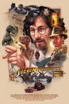 STEVEN SPIELBERG Poster Tribute