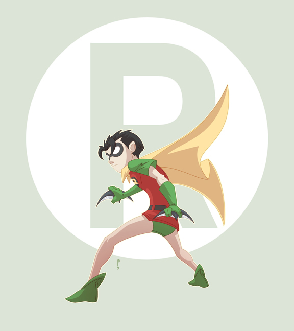 Boy wonder by chrismunro