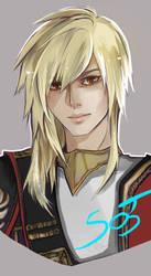 SO5 - that blond boy by Kisse-san