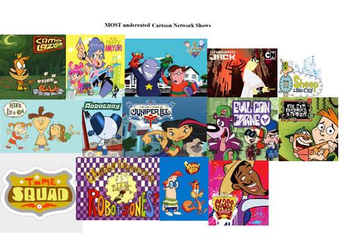 Underrated Cartoons of Cartoon Network