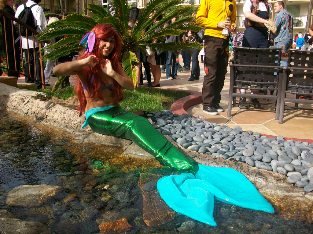 dirty disney dames mermaid monday fish out of water by