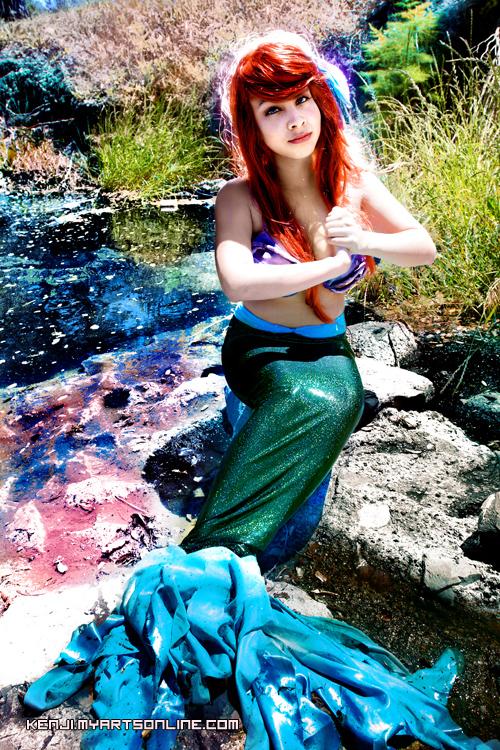 Disney's 7th lil sister Ariel by Lil-Kute-Dream