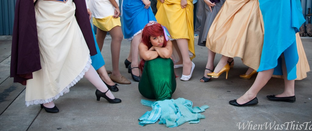 :Wish I could be..: Ariel 2010 by Lil-Kute-Dream