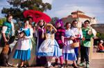 Disney Group shot