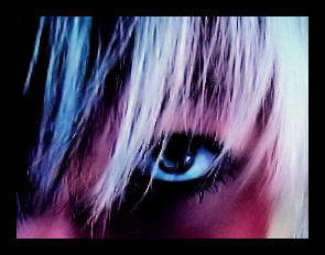 the eye. by B1B1