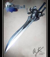 FFvXIII - Advance Weaponry by AmenoKitarou