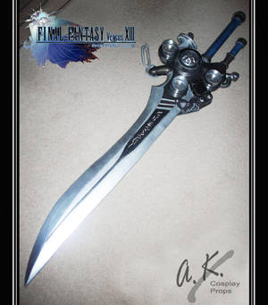 FFvXIII - Advance Weaponry
