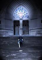 FFvXIII - Crystallis Guard by AmenoKitarou