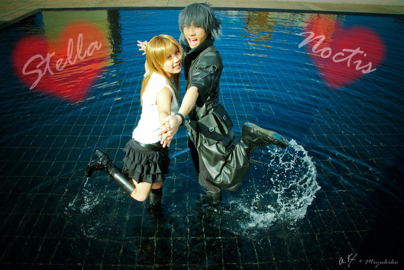 FFvXIII - Love Story