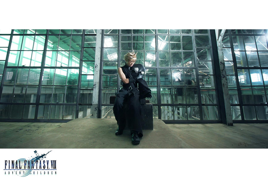 3. FFVII - Advent Children by AmenoKitarou
