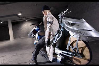 FFXIII - Blizzard Driver by AmenoKitarou