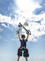 KH2 - Warrior of the Sky by AmenoKitarou