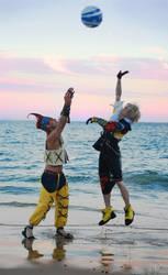 Final Fantasy X - Play Ball