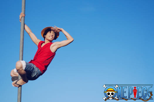 ONE PIECE - Monkey. D. Luffy