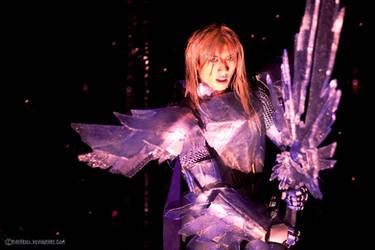 SCIV Siegfried - Warrior Heart by AmenoKitarou
