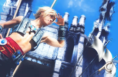FFXII Vaan - Astor Cos Feature by AmenoKitarou