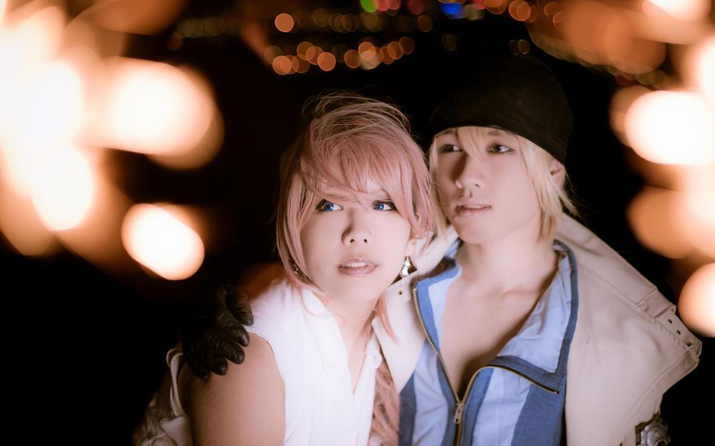 FFXIII - A Night of Magic by AmenoKitarou