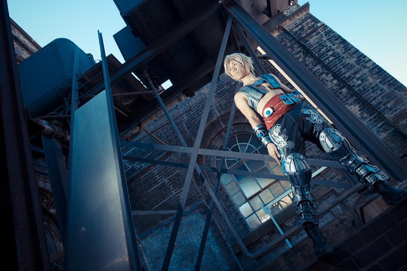Final Fantasy XII - Sky Pirate by AmenoKitarou