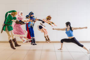 Super Smash Bros - Feel the BURN by AmenoKitarou