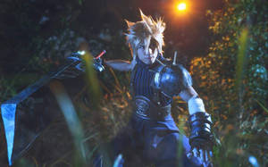 FFVII Cloud - Night Raid