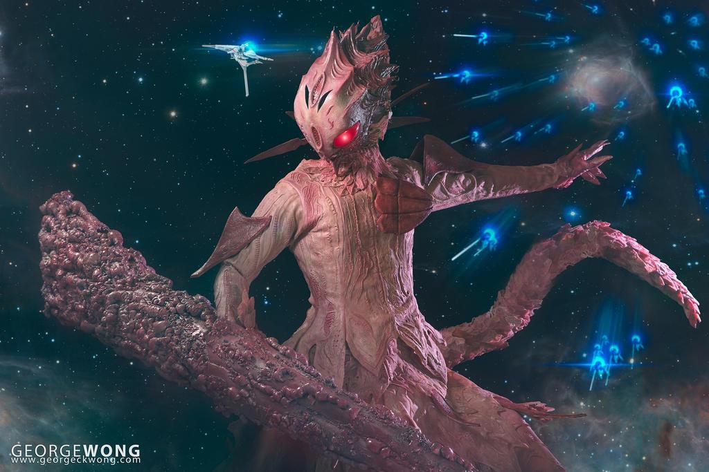 Tsumugi - Battle for the Ninth Planet by AmenoKitarou