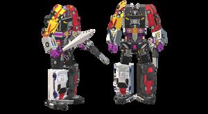 Menasor Prototype Concept V3