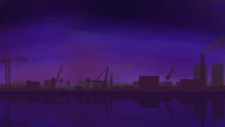 Port Purple