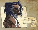 Logan colored....
