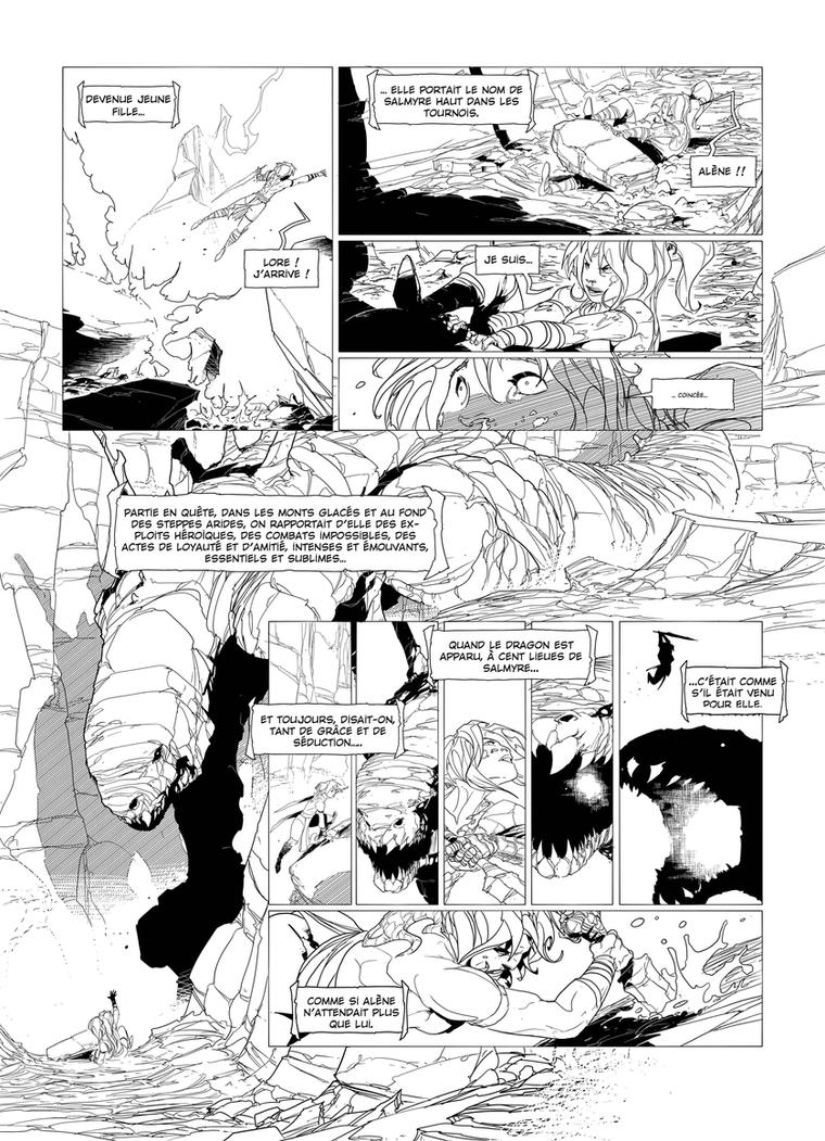 Test page inked ... by PatBoutin