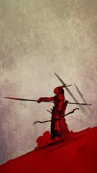 Pret au combat... by PatBoutin