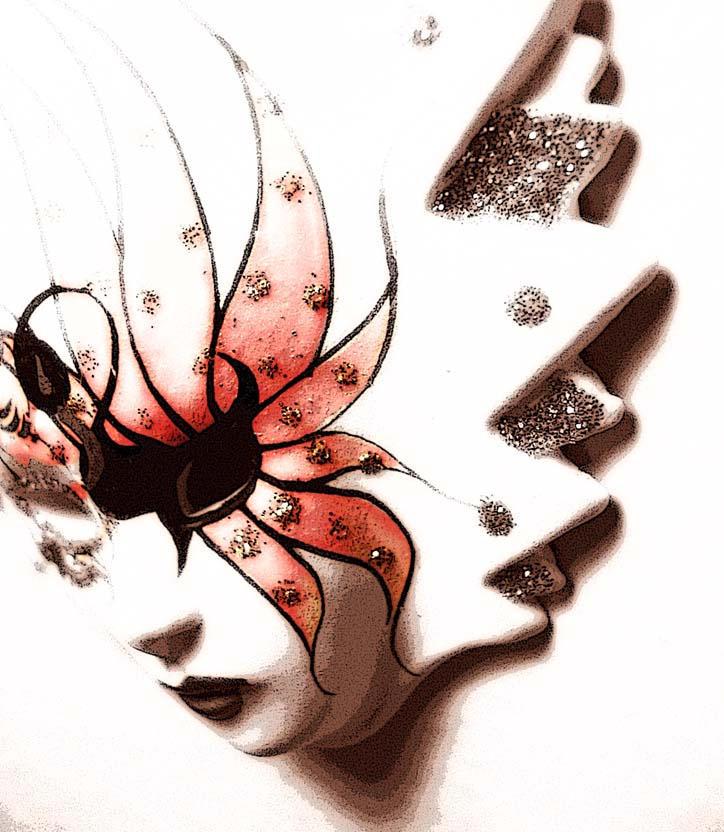 snow white swan by sanguis