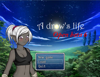 A Drow's Life - Open Beta 6 by conqueror3